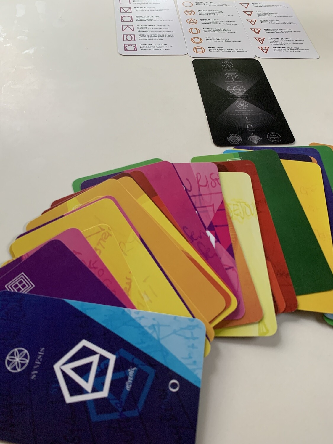 AEON  -  AEONOLOGY Cards only