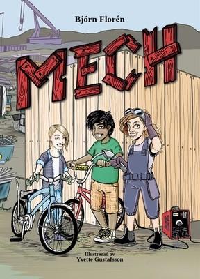 [Bok, inbunden] Barn- och ungdomsboken Mech