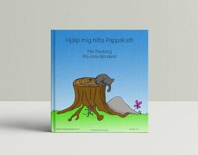 [Bok] Hjälp mig hitta Pappakatt!