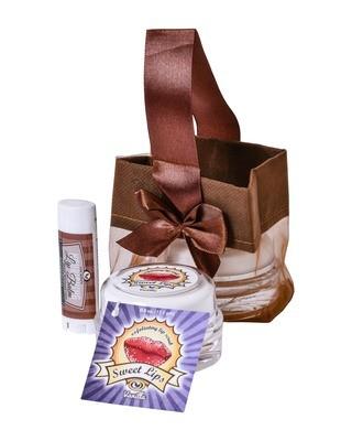 Vanilla Lip Care Set