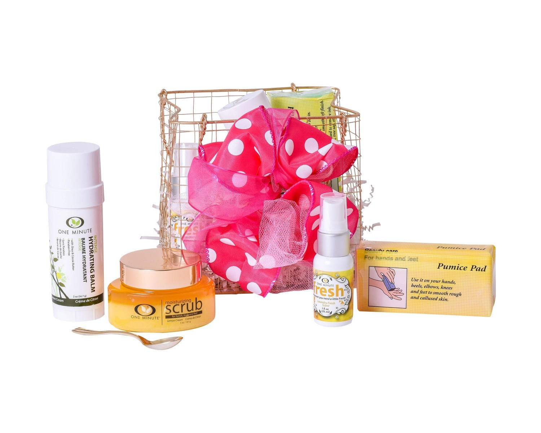 Spring Fresh Gift Basket