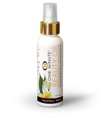 2oz Tropical Monoi Beauty Oil