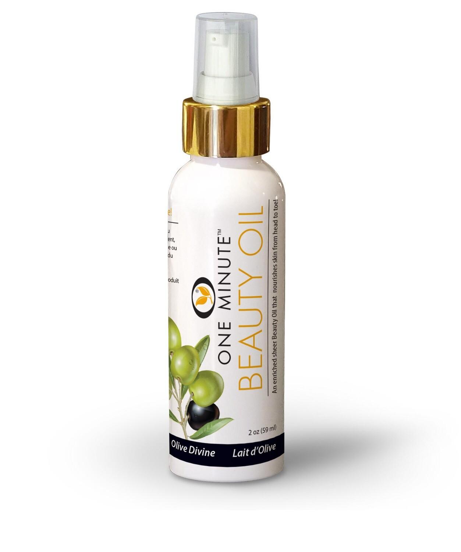 2oz Olive Divine Beauty Oil