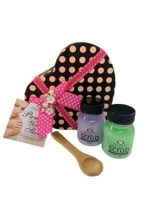 Pamper Your Skin Heart Box