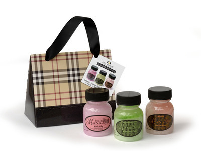 Plaid Designer Spa Purse