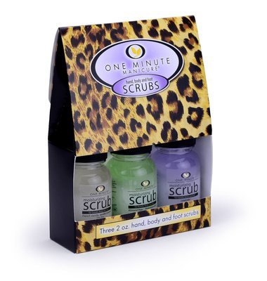 """LEOPARD"" MINI TRIO BOX"