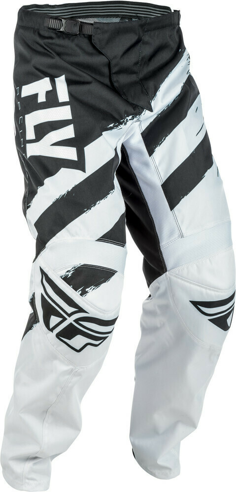 F-16 Pants Black/White