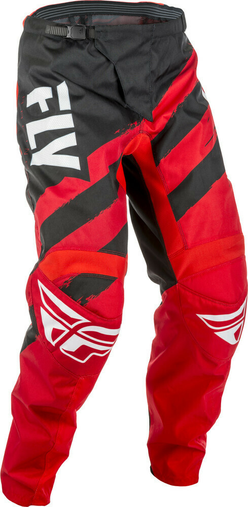 F-16 Pants Red/Black