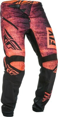 Kinetic Bicycle Pant Red/BLK