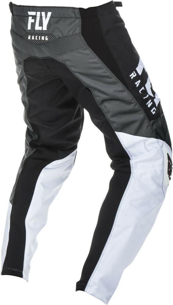 F-16 Pants Black/White/Grey