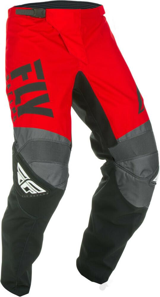 F-16 Pants Red/Black/Grey