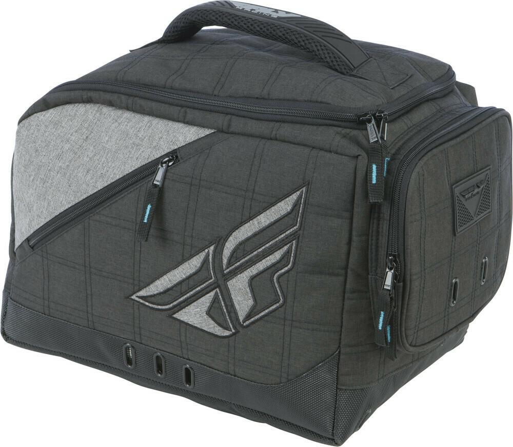 Helmet Garage Bag Black/Grey