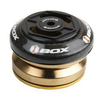 Box Glide Carbon Integrated Headset 1-1/8