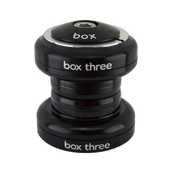 """Box Three 1"""" Standard Headset Steel"""