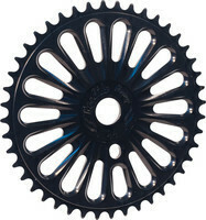 Profile Imperial Chainwheel Black