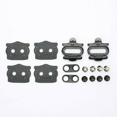 HT Components X1-F Cleat Kit, 8 Degrees of Float
