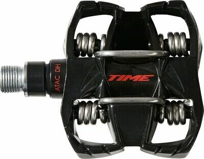 Time ATAC DH 4 Pedals - Aluminum, 9/16