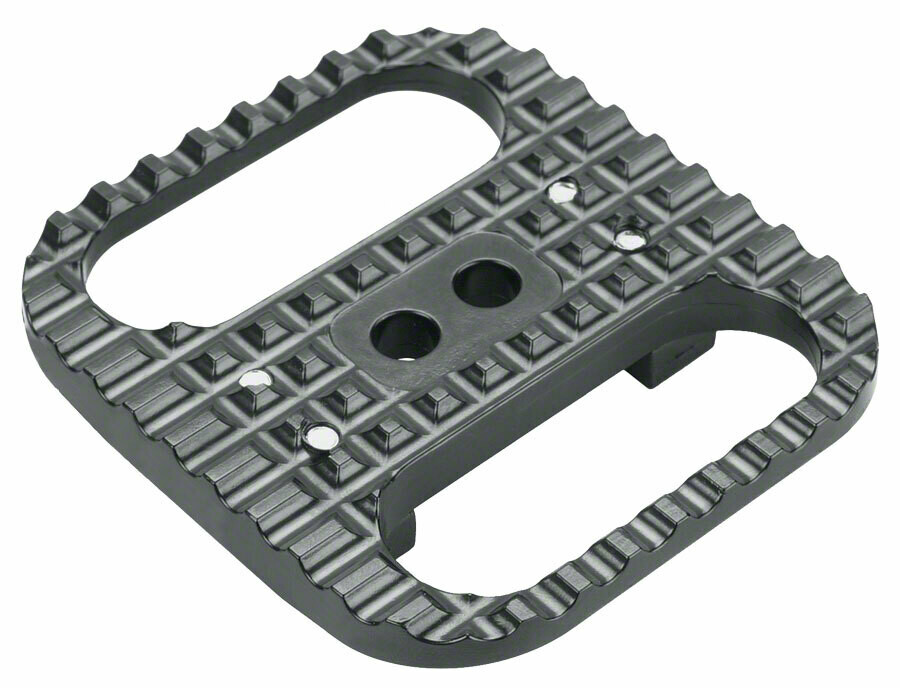 Problem Solvers Deckster Clipless Pedal Adaptor