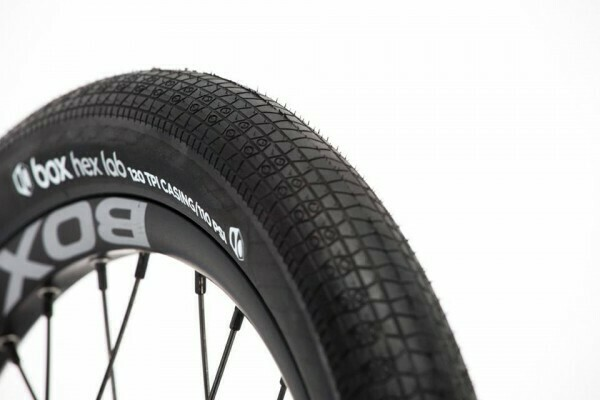 Box Hex Lab Tires