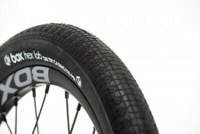 Box Hex Lab Tires