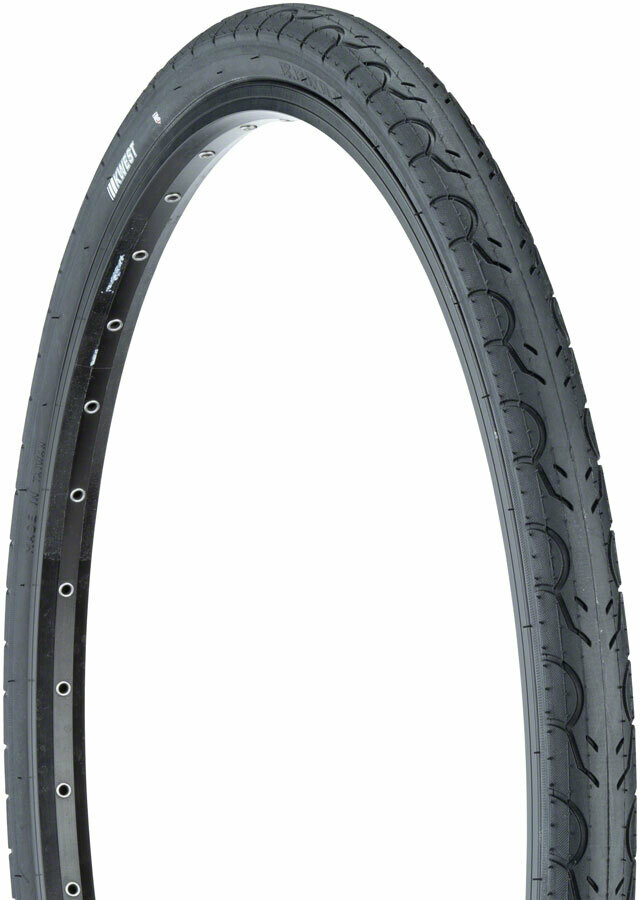 Kenda Kwest High Pressure Tire - Clincher, Wire, Black, 60tpi
