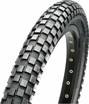 Maxxis Holy Roller Tire - Clincher, Wire, Black, Single