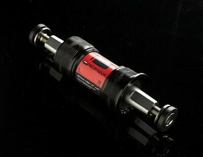 Promax Sc-1 Square-Taper Bottom Bracket Black