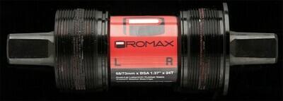 Promax ST-1 Square-Taper Bottom Bracket Black