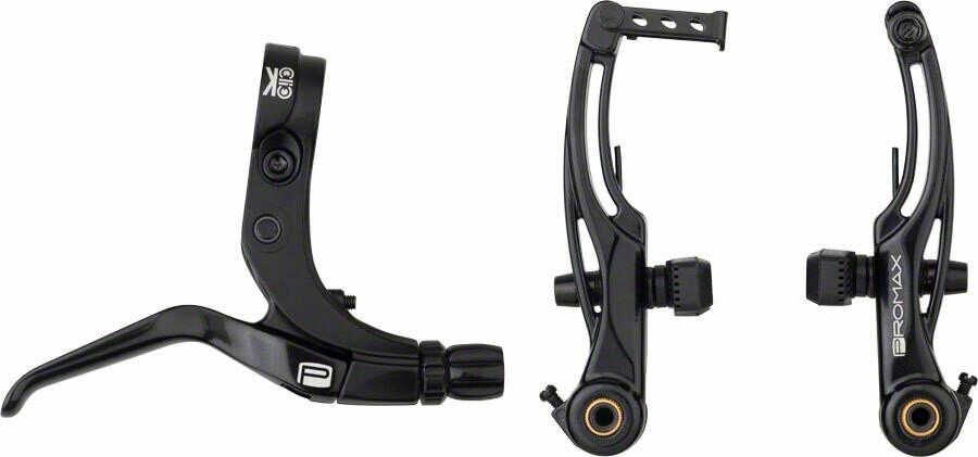 PROMAX Pro V-Brake Kit Blue 108mm