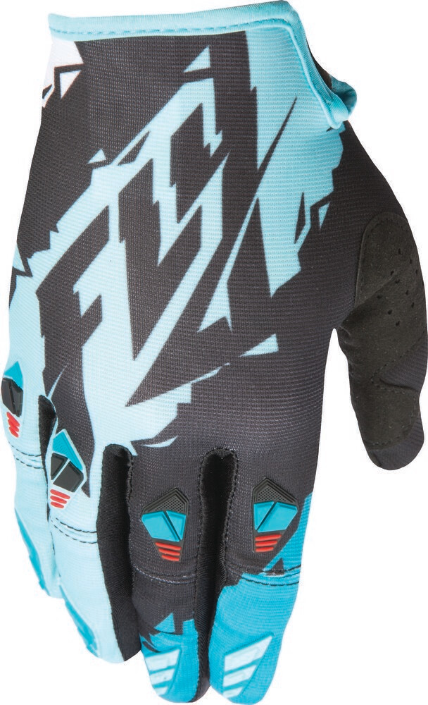 KINETIC GLOVE BLACK/DARK TEAL
