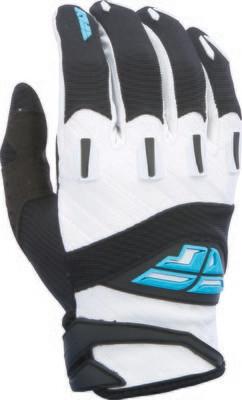 F16 Glove Black/White