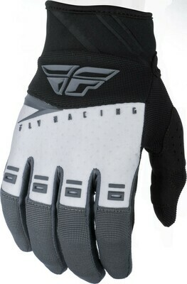 F-16 Gloves Black/White/Grey