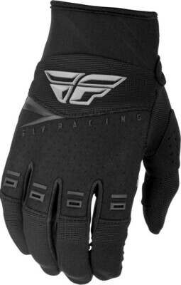 F-16 Gloves Black