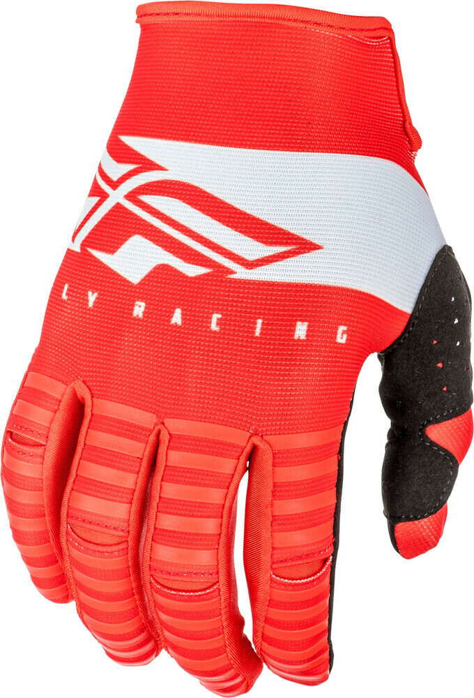 Kinetic Shield Gloves Red/White