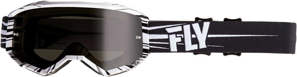 FLY RACING FOCUS GOGGLE GREEN W/CLEAR LENS