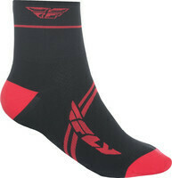 FLY RACING ACTION SOCKS RED/BLACK