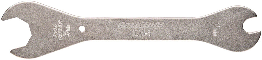 Park Tool HCW-6 Headset and Pedal Wrench: 32.0mm and 15.0mm
