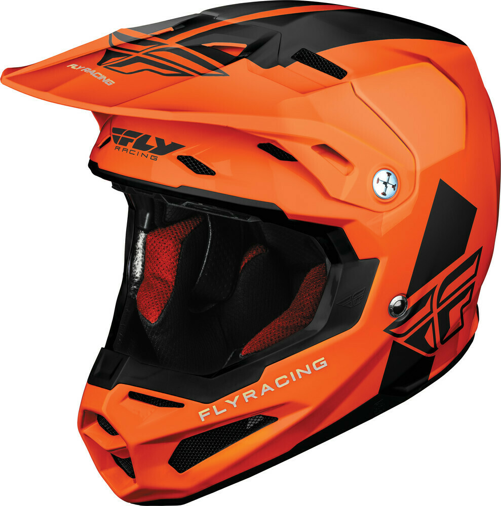 FORMULA ORIGIN COLD WEATHER HELMET ORANGE
