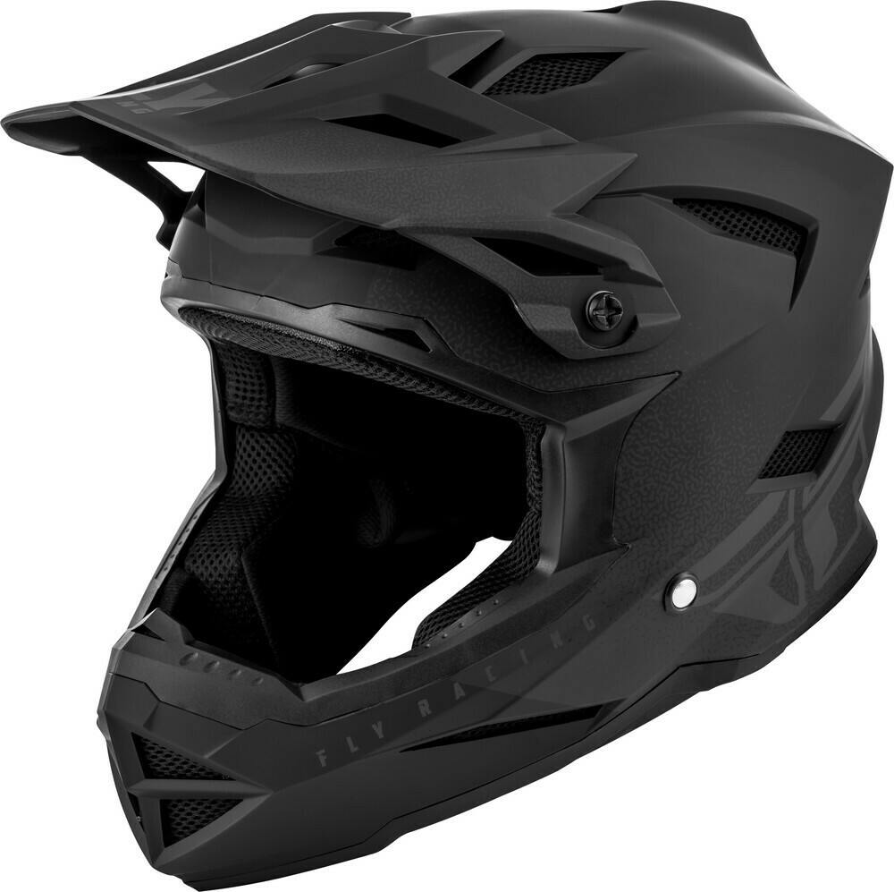 DEFAULT HELMET MATTE BLACK/GREY