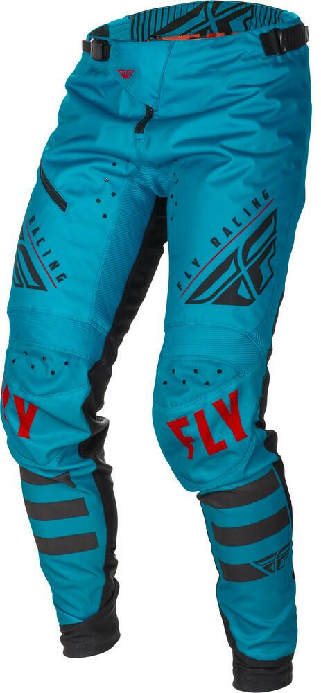 FLY RACING KINETIC BICYCLE PANTS BLUE/BLACK