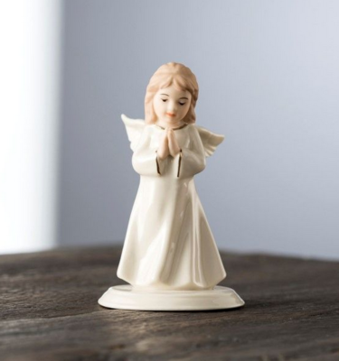 Belleek - Mini Angel - Prayer