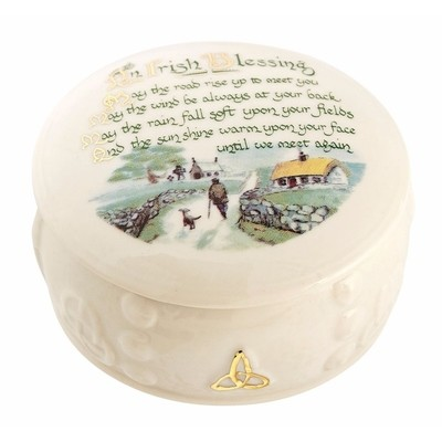 Belleek - Irish Blessing Gift Box