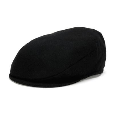 Hanna Hats - Vintage Cap - Black