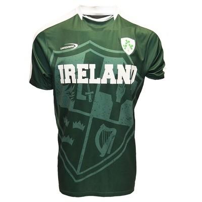 Lansdowne Bottle Green Ireland Kids Shirt