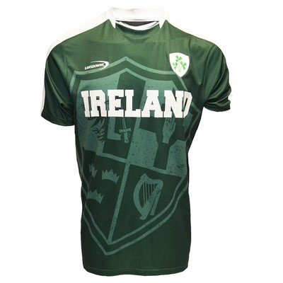 Lansdowne Bottle Green Ireland Shirt