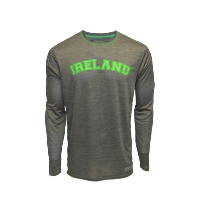 Lansdowne Grey Ireland Performance Top