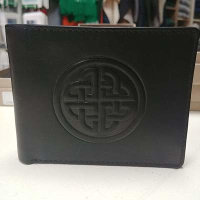 Conan Men's Leather Wallet