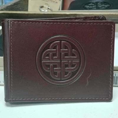 Fergal Men's Leather Money Clip Wallet