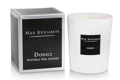 Max Benjamin Dodici Luxury Scented Candle