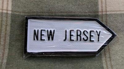 Irish Road Sign - New Jersey